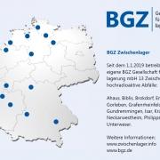 Seit dem 1.1.2019 betreibt die BGZ 13 Zwischenlager für hochradioaktive Abfälle.
