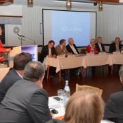 Zwischenlager Brokdorf - BGZ im Dialog zur Rückführung hochradioaktiver Abfälle