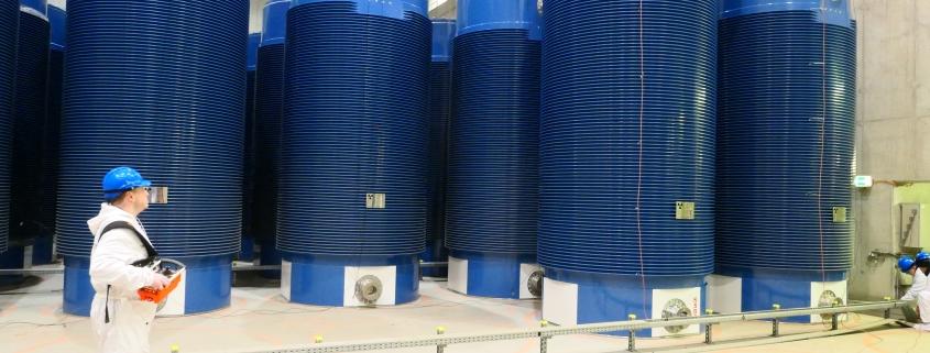 Krümmel: Einlagerung hochradioaktiver Abfälle abgeschlossen