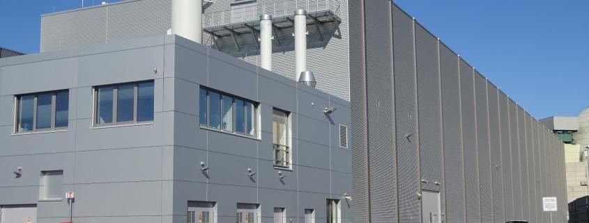 Seit dem 14. April verantwortet die BGZ den Betrieb des Zwischenlagers für schwach- und mittelradioaktive Abfälle in Philippsburg. Foto: BGZ.