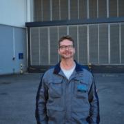 Rüdiger Kausch, Mitarbeiter im BGZ Zwischenlager Neckarwestheim